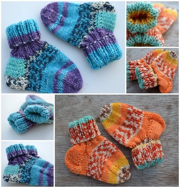 collage babysocken 1