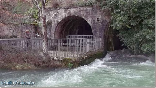 Manantial de Arteta - Valle de Ollo