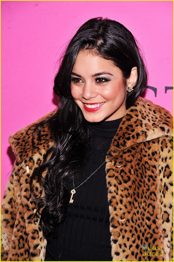 NEW YORK, NY - NOVEMBER 07:  Vanessa Hudgens attends the 2012 Victoria's Secret Fashion Show at the Lexington Avenue Armory on November 7, 2012 in New York City.  (Photo by Stephen Lovekin/Getty Images)