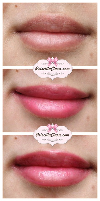 Loreal Candy Lipstick Lipgloss Priscilla