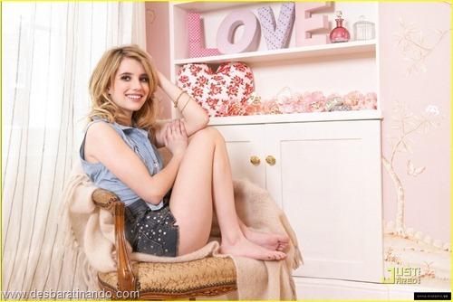 Emma Roberts linda sensual sexy sedutora desbaratinando (119)