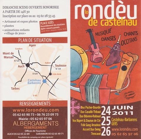 Lo Rondèu 2011