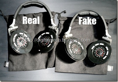 fake vs real pioneer hdj2000 --7