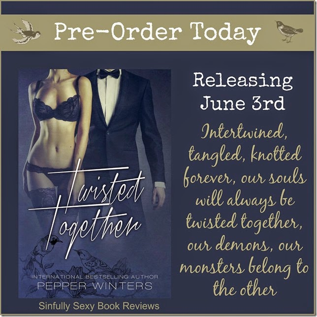 Twisted Together pre-order