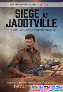 Vây Hãm Jadotville - The Siege of Jadotville Tập HD 1080p Full