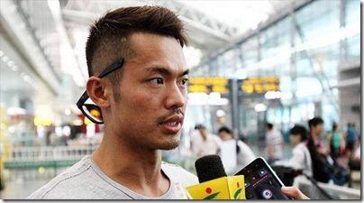 World Badminton Championship 2013 - Lin Dan 01