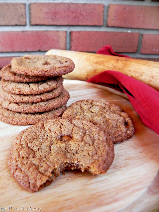 Salted Caramel Brown Butter Snickerdoodle Recipe