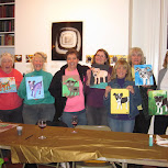 Paint a Pooch Party