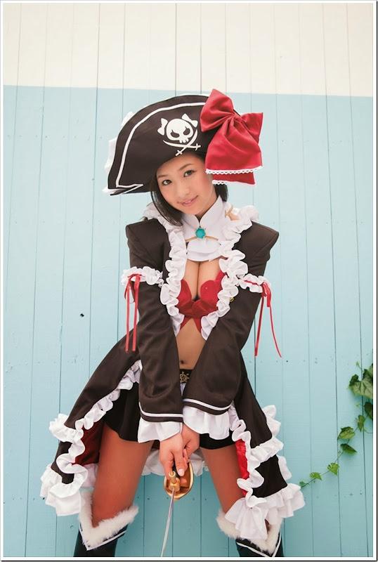 Queen's Blade The Live Captain Liliana Sayama Ayaka Edition 12