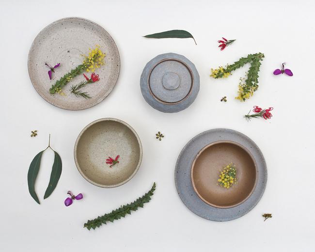 Sophie Moran ceramics by Belinda Evans
