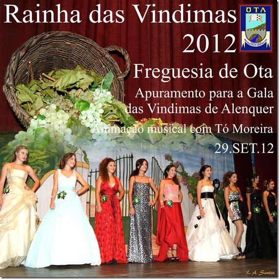 Rainha das Vindimas - 2012 (2)