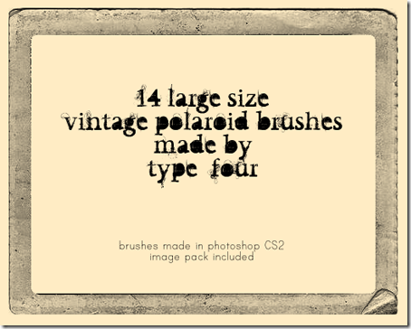 vintage_polaroid_brushes_by_withmycamera