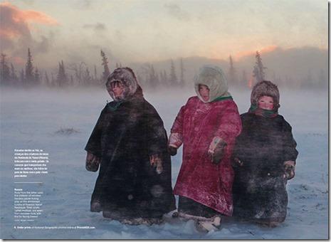 Península de Yamal pequ