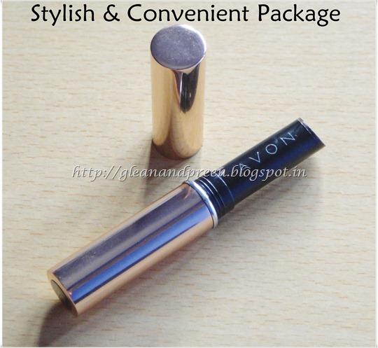 Avon Glazewear Lipstick Package