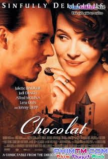Viên Kẹo Sô Cô La - Chocolat (2000) Tập 1080p Full HD