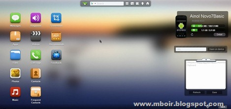 AirDroid Screen - mboir