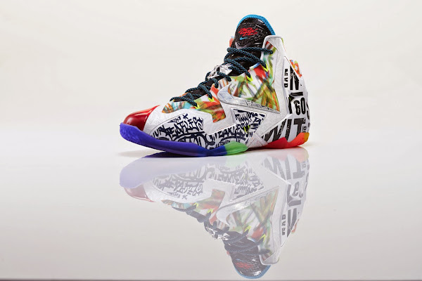 Nike Basketball Shares New 8220What The 8221 Designs for LBJ amp KD