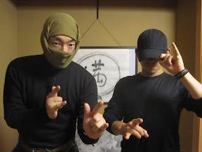 Fuji Ninjas!! :D