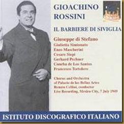 Rossini Barbero Cellini