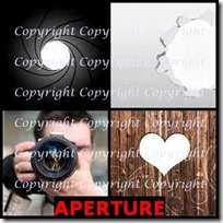 APERTURE- 4 Pics 1 Word Answers 3 Letters