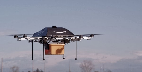 Amazon Drone prototype