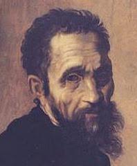 Ritratto di Michelangelo di Jacopino del Conte 1535 (part)