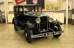 Vauxhall 1931 Cadet