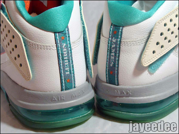 Unreleased Nike Air Max Soldier V 8220South Beach8221 Sample