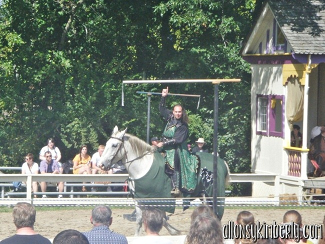 That Time We Went To A Renaissance Festival | allonsykimberly.com