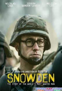 Đặc Vụ Snowden - Snowden (2016) Tập HD 1080p Full
