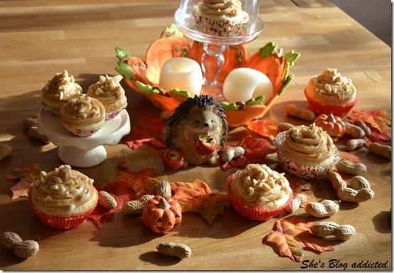 Erdnussbutter Cupcakes (47)