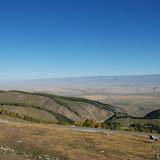 Tianshan - Point de vue sommet