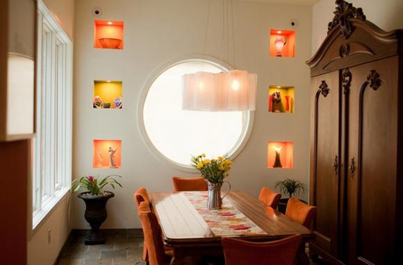 15 dise os de comedores bastante coloridos idecorar for Disenos de comedores