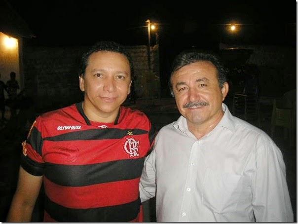 Mario e Antônio Filho