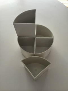 Jacques Bedat for Georg Jensen vases