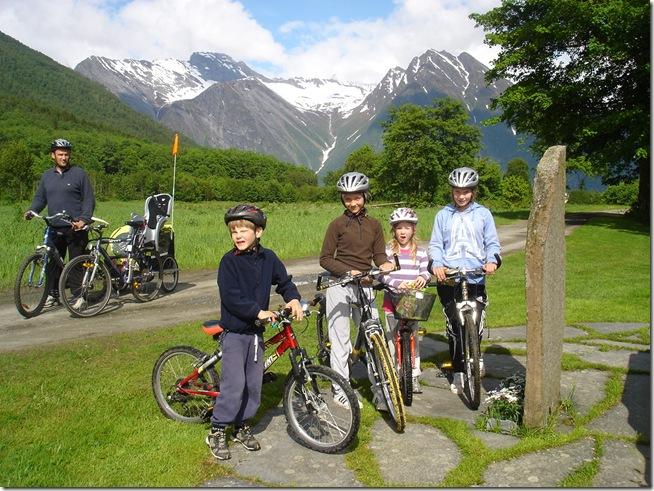 Sykkeltur til Sæbø, Sæbødagane 029
