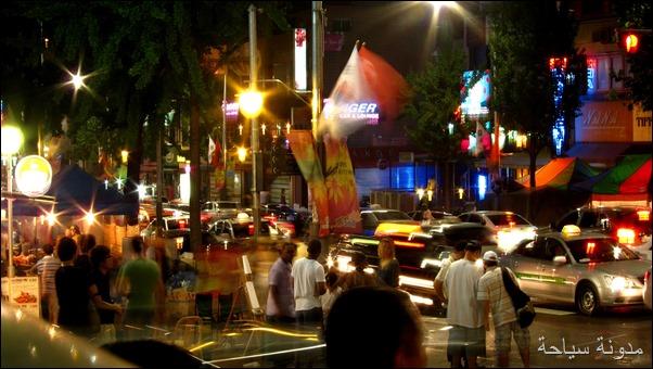 اسواق كوريا الجنوبية