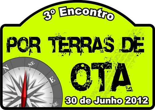 por terras ota2012 Logotipo