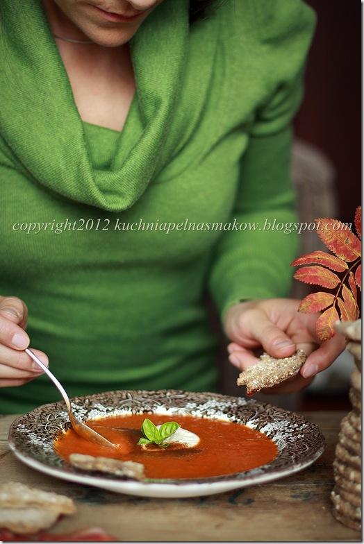 pomidorowa z cynamonem