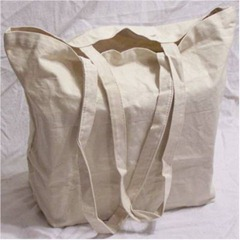 Canvas Grocery Bags