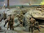 Mar 28 - Diorama of Battle of Somme, AWM