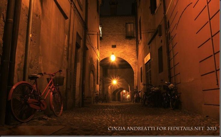Cinzia Andreatti for Fedetails.net, Via delle Volte, Photo 3, Ferrara, Emilia Romagna, Italy - Property and Copyrights of Cinzia Andreatti