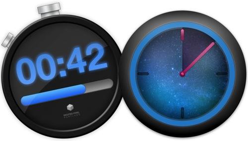 Breaktime timebar
