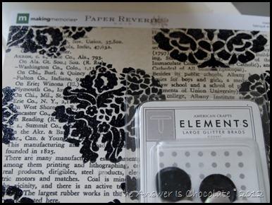 Paper Reverie American Crafts