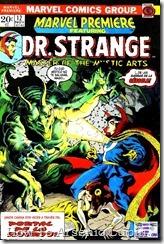 P00012 - Marvel Premiere  - Dr. Extraño - por mastergel #12