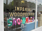 Imperial Woodpecker Sno-Balls