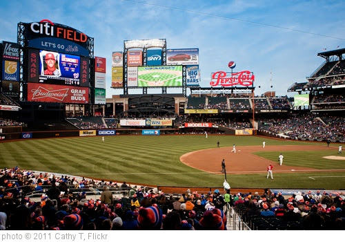 'Citi Field' photo (c) 2011, Cathy T - license: https://creativecommons.org/licenses/by/2.0/