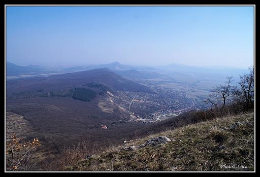 Csodálatos kilátás a Pilis csúcsáról