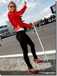 Paddock Girls Iveco Australian Grand Prix 16 October 2011 Phillip Island Australia (20)