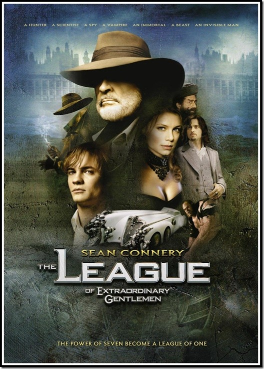 The League of Extraordinary Gentlemen เดอะ ลีค มหัศจรรย์ชน คนพิทักษ์โลก [HD Master]